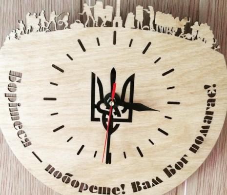 Изготовление декоративных часов