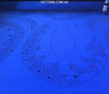 Лазерная резка ткани