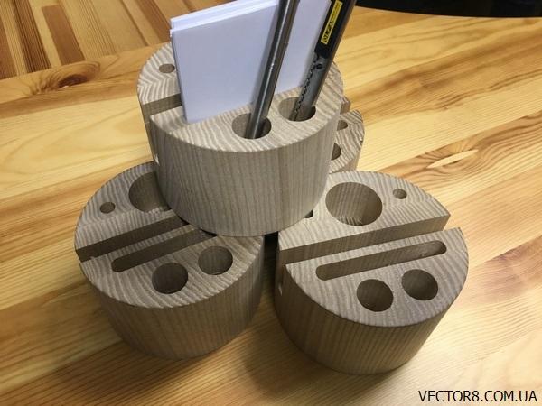 Изготовление деревянных органайзеров